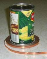 heavy can foil holder - other stained glass tips, too