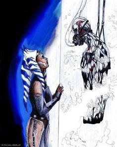 Lady Valkyrie Skye - Star Wars Mandalorian - Ideas of Star Wars Mandalorian - Lady Valkyrie Skyes Nasty Woman art box (Oh Anakin. In an AU where Ahsoka infiltrated) Star Wars Trivia, Star Wars Jokes, Star Wars Facts, Star Wars Fan Art, Star Wars Concept Art, Star Wars Clone Wars, Star Wars Rebels, Anakin Vader, Darth Vader