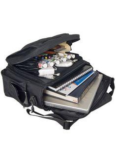 Martin Universal Design Just Stow-It Messenger Bag - Just Stow-It Messenger  Bag  96b99551458db