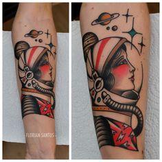 Astronaut by Florian Santus, Paris - France. - Imgur