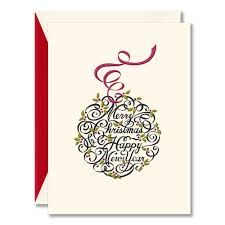 Image result for calligraphy christmas cards ideas