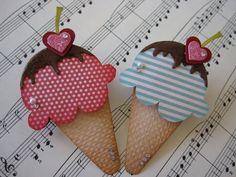 adorable ice cream cone