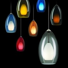 Tech Lighting Fire Pendant -Contemporary Lighting at Form Plus Function