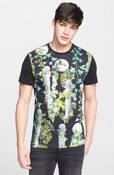 Versace Jeans 'Ivy & Columns' Print T-Shirt - that should be mine!