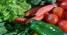 Higienização de frutas e verduras deve ser feita com água sanitária