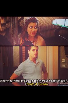 Keeping up with the kardashians, I love Scott Disick