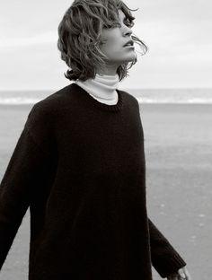 dream weaver: arizona muse by kerry hallihan for uk elle november 2015 | visual optimism; fashion editorials, shows, campaigns & more!
