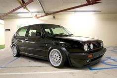 "MK2 Golf - 16"" bstar wheels"