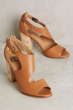 Fortress of Inca Victoria Vilamoura Heels - anthropologie.com