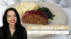 BEETMAS #4 how to make a Vegetarian No-meatloaf | Next Level Vegan Meat