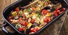 Recette de Folie légère de légumes au parmesan. Facile et rapide à réaliser, goûteuse et diététique. Ingrédients, préparation et recettes associées.