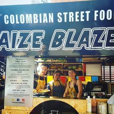 Second day at #KERBCAMDEN and it's  going great!  Great effort to get things running smoothly from the whole team :) Come and check it out!  @CamdenMarket @kerb @kentishtowner @londonist_com @londonfoodbabes @glutenfreeinlondon @glutenfreefi @greensbeers  #foodbloglondon #colombian #streetfood #foodmagazine #camden #glutenfree #new #CardPayments