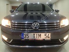 Volkswagen Passat 1.6 TDi BlueMotion Comfortline ACİL 2013 VOLKSWAGEN PASSAT 1.6 TDİ DSG 7 İLERİ COMFORTLİNE BMT SERVİS BAKIMLI