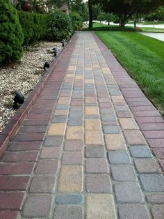 Spaces Paver Walkways Design, Pictures, Remodel, Decor and Ideas - page 5