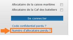 CAF : J'ai Perdu mon Numéro Allocataire caf.fr, Comment le Retrouver?