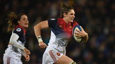 Rugby : la Rennaise Lénaïg Corson reçoit l'Oscar Midol de meilleure joueuse de l'année. - France 3 Régions - 08/11/2017