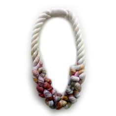 One of a Kind - The Whole Shabang Necklace And Then Some Necklace \ Tanya Aguiniga