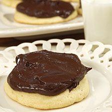 Baltimore's Finest Berger Cookies: King Arthur Flour