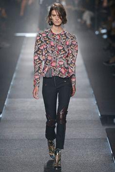 Louis Vuitton RTW Spring 2015 [Photo by Giovanni Giannoni]