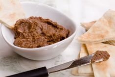 Chocolate Hummus – So Decadent That You Can Use It In Place of Chocolate Frosting - from Cupcake Project