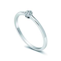 18kt white gold and diamonds TOUS Diamonds ring