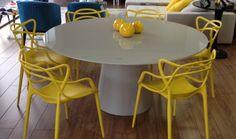 sala de jantar mesa redonda - Pesquisa Google
