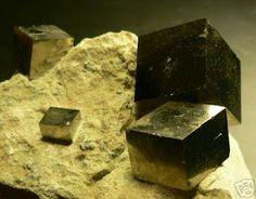 Mundo Mineral: Pirita