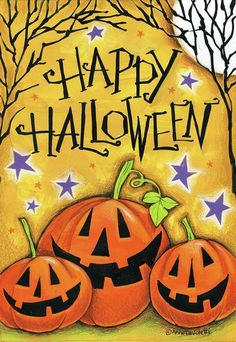 Halloween Arts And Crafts, Halloween Artwork, Halloween Painting, Halloween Scene, Halloween Clipart, Halloween Prints, Halloween Pictures, Halloween Design, Cute Halloween