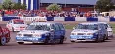 8 Cars That Were Unexpectedly Well- Suited For Racing - Volvo 850 in the BTCC Volvo Kombi, Volvo Cars, Volvo 850, Rolls Royce, Le Mans, Grand Prix, Ferrari, Toyota, Rallye Raid