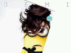 minion demi Lovato