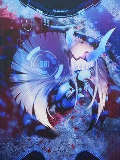 Klaxosaur Princess || DARLING in the FRANXX