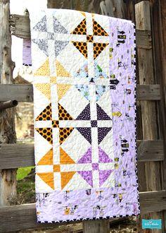 Simple Quilt Pattern - Riley Blake Designs