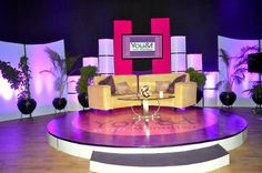 'You & I' with Monalisa - 25 minutes of serious talks, fun and much laughter.On AIT Sundays at starting August the Lords Doing. Tv Set Design, Stage Set, You And I, Fun, August 2nd, Studio Design, Yahoo Search, Image Search, Laughter