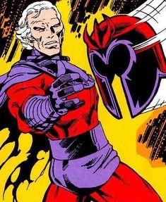 Magneto by John Byrne
