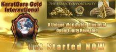 Karatbars MLM and Gold KaratBars is the first company to ever own its own goldmine and refinery works some are still in private possessed as Karatbars