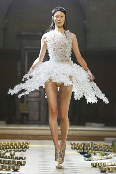 Iris Van Herpen Couture Fall Winter 2016 Paris