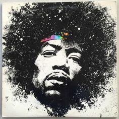 Jimi Hendrix - Kiss the Sky. *14.99*