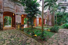 Casa Antigua at Hacienda Sac Chich in Acancéh
