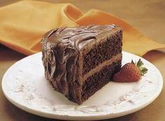 Denne chokoladekage, eller chokoladelagkage smager vidunderligt. Er fødselsdagsbarnet vild med chokolade er denne chokoladekage det du mangler.