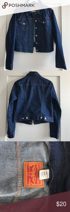 Levi's Jean Jacket Worn twice. Levi's Jackets & Coats Jean Jackets