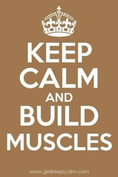 It's all about muscle. ;)