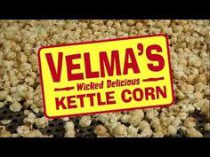 Unisex Gift Ideas - Kettle Corn! $20 http://velmas.org
