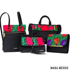 Conoce los nuevos bordados de Sibacá en: http://makamexico.com/