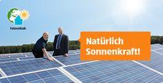 Erneuerbare Energien: Natürlich Sonnenkraft