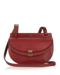 399394173 Chloé - Multicolor Georgia Mini Leather Cross-body Bag - Lyst
