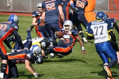 Jena Hanfrieds I Jena, Griffins, American Football, Football Helmets, Pictures, Rostock, Football