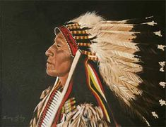 Larry Riley is a photo realistic oil painter of Native Americans, primarily Navajo. He also does portraits, and western scenes. Native American Warrior, Native American Art, American Indians, War Bonnet, Indian Artist, Oil Painters, Indian Paintings, Larry, Art History