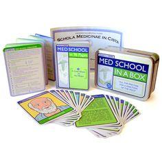 Med School - in a box!