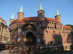 CRACOW'S HISTORIC CENTRE-POLAND-BARBICAN