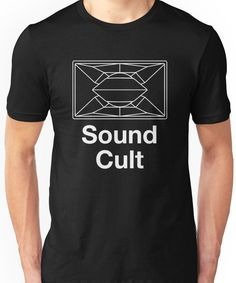 Sound Cult, Funktion One (White) Unisex T-Shirt